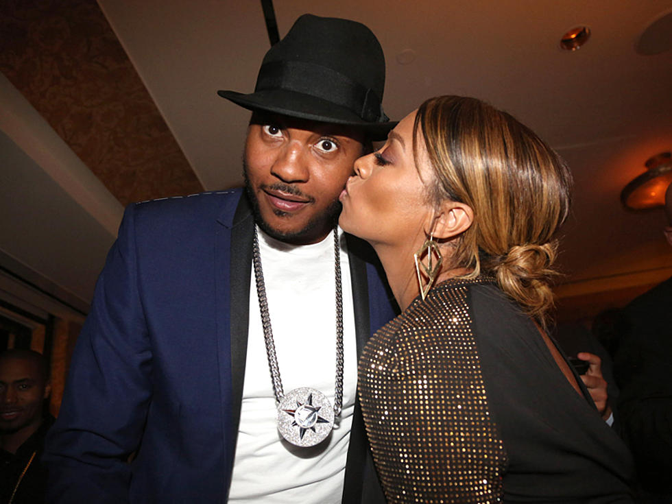 New York Chicago Strip Clubs Recruiting Carmelo Anthony With Free