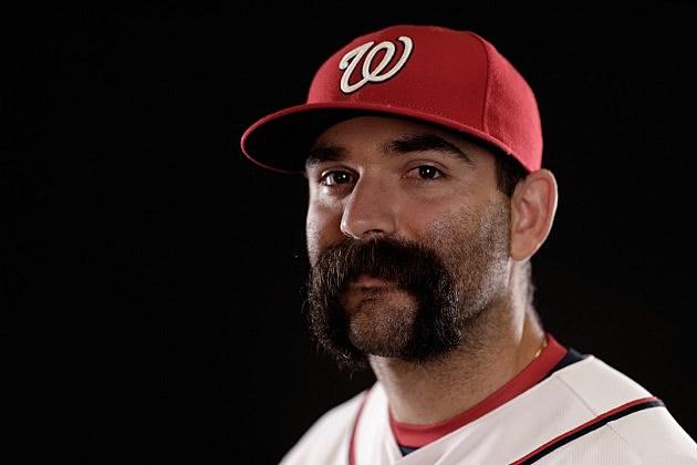 Danny Espinosa mustache