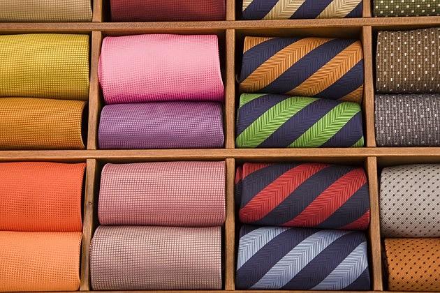 spring ties
