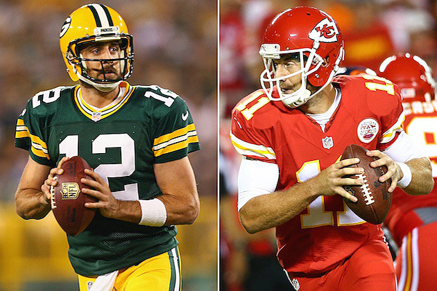 Packers Chiefs MNF