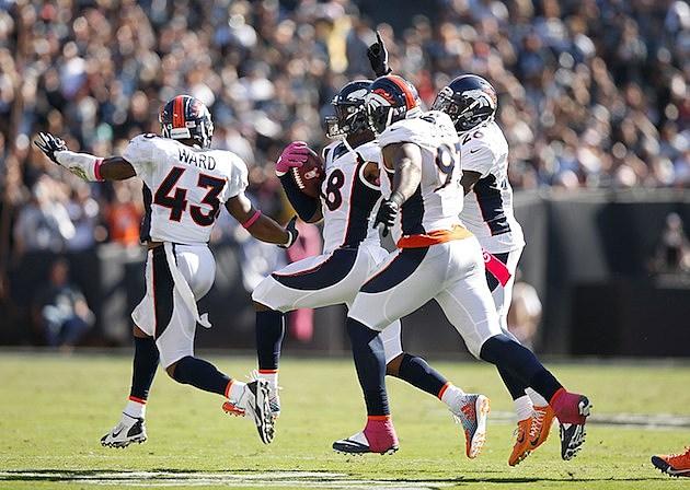 Von Miller, Broncos