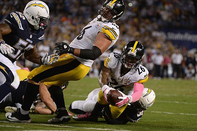 Le Veon Bell Steelers Free Agent Focus Time For