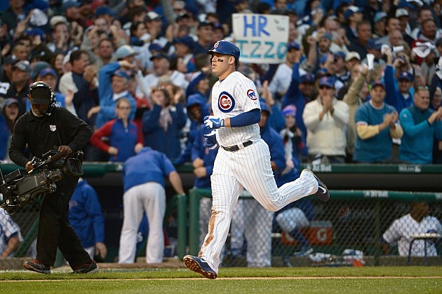 Anthony Rizzo, Cubs