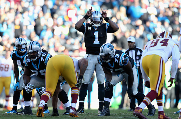 Washington Redskins v Carolina Panthers
