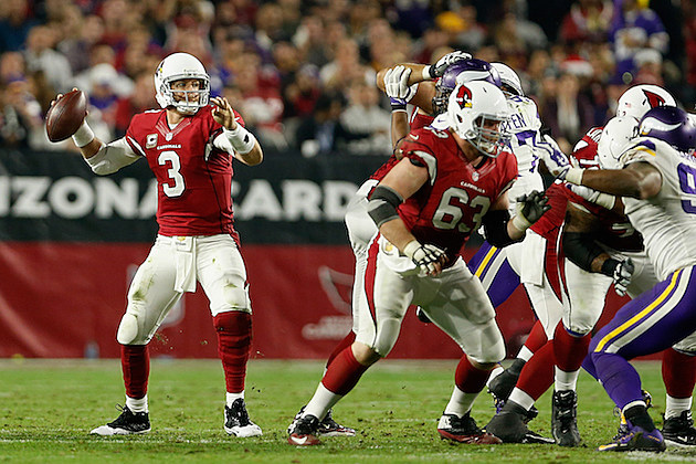 Minnesota Vikings v Arizona Cardinals