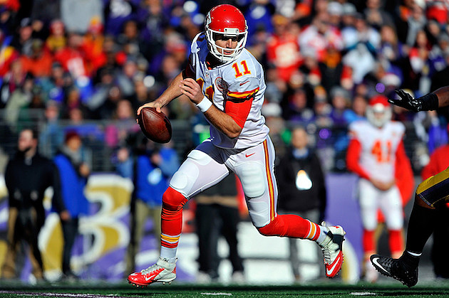 Kansas City Chiefs v Baltimore Ravens
