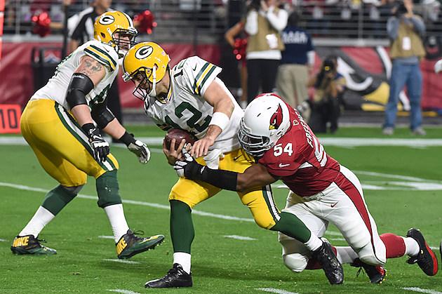 Green Bay Packers v Arizona Cardinals