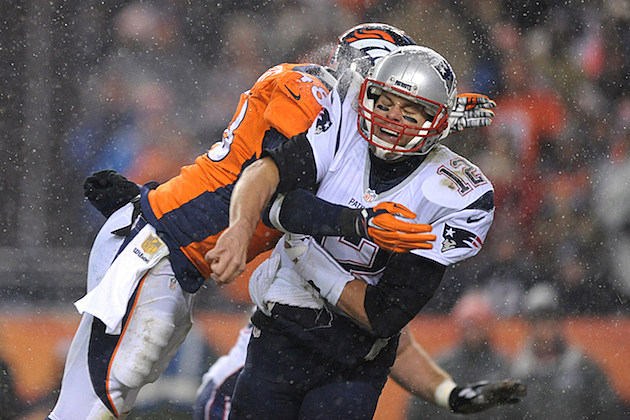 New England Patriots v Denver Broncos