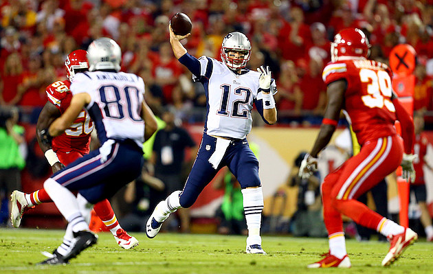 New England Patriots v Kanas City Chiefs