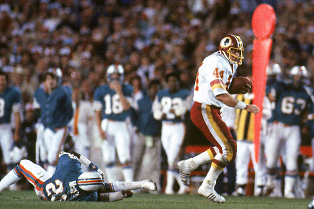 John Riggins Run to Glory Super Bowl XVII