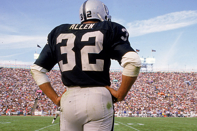 Marcus Allen #32