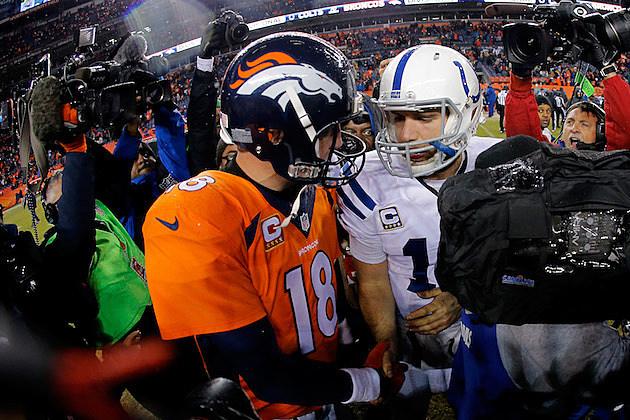 Divisional Playoffs - Indianapolis Colts v Denver Broncos