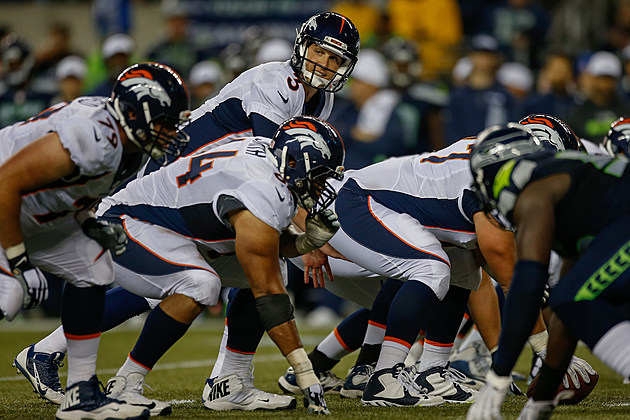 Denver Broncos v Seattle Seahawks