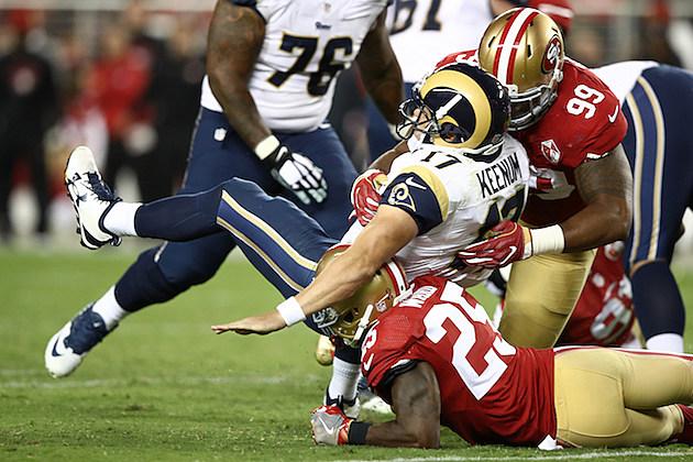 Los Angeles Rams v San Francisco 49ers