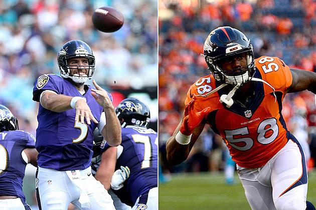 Ravens Broncos
