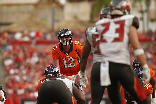 Denver Broncos v Tampa Bay Buccaneers