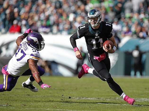 Minnesota Vikings v Philadelphia Eagles