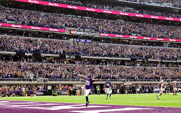 Arizona Cardinals v Minnesota Vikings
