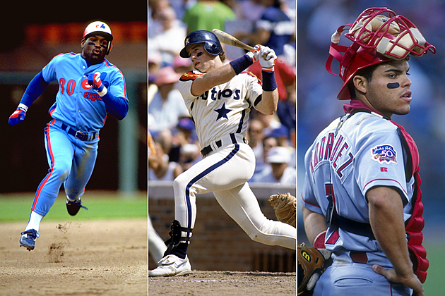 Raines, Bagwell, Pudge in Hall of Fame