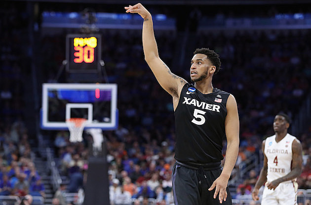 NCAA Basketball Tournament - Second Round - Xavier v Florida State