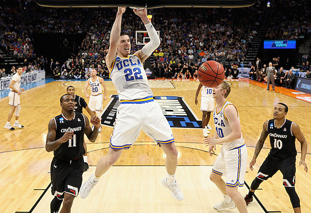 NCAA Basketball Tournament - Cincinnati v UCLA
