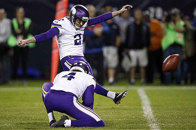 Minnesota Vikings v Chicago Bears