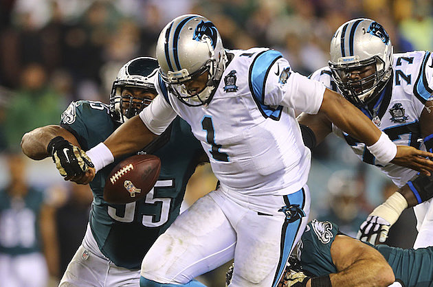 Carolina Panthers v Philadelphia Eagles