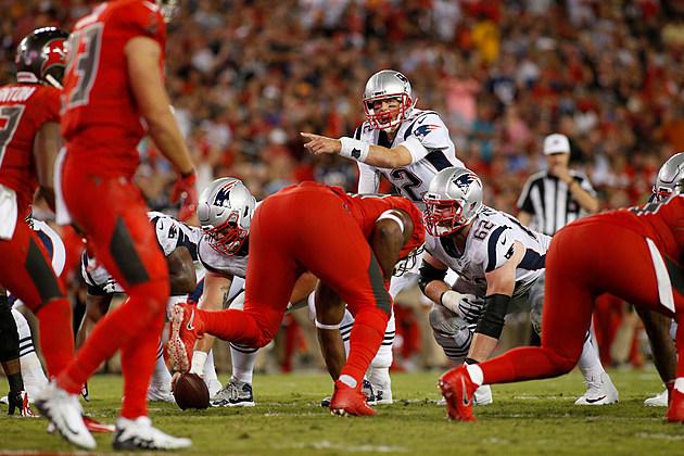 New England Patriots v Tampa Bay Buccaneers