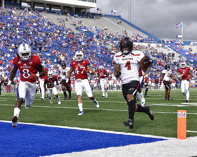 Texas Tech v Kansas