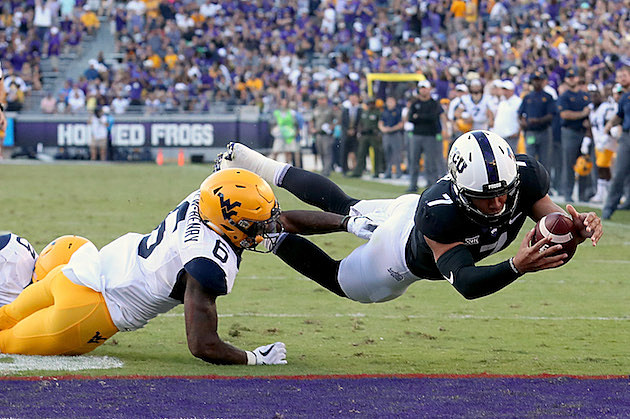 West Virginia v TCU