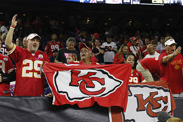 Kansas City Chiefs v Houston Texan