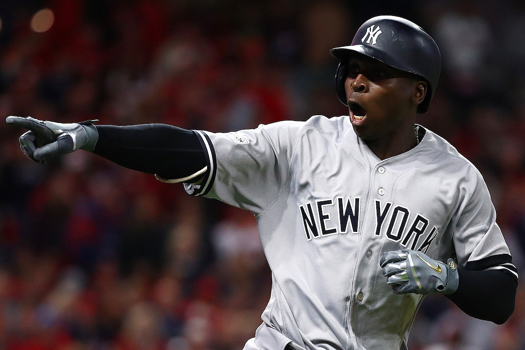 Didi Gregorius Homers Lead Yankees Over Indians, 5-2: ALDS Recap
