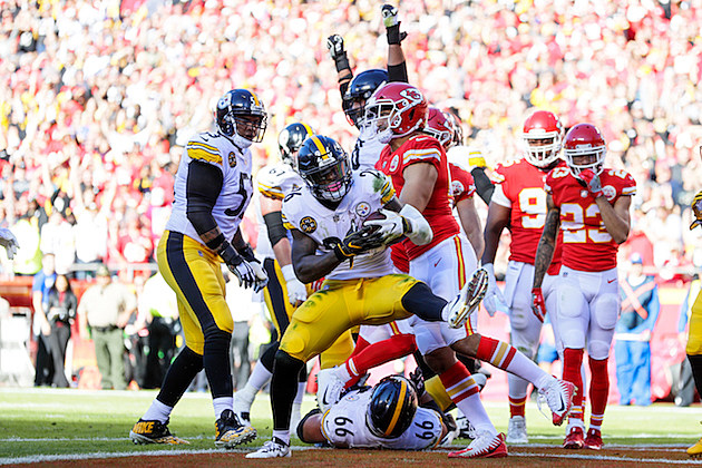 Pittsburgh Steelers v Kansas City Chiefs