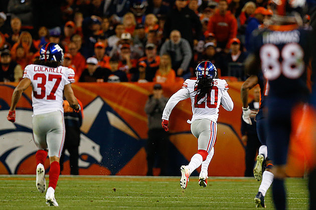 New York Giants v Denver Broncos